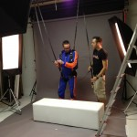 SkyDiver - Behind the scene 1
