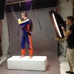 SkyDiver - Behind the scene 2